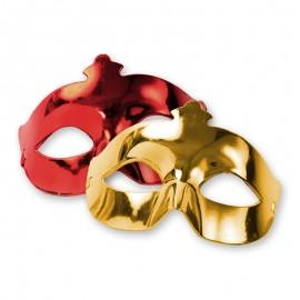 Masques Métallisés Pour Fêtes
