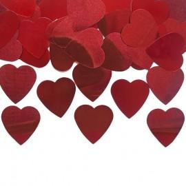 Confettis en Forme de Coeur 10 g
