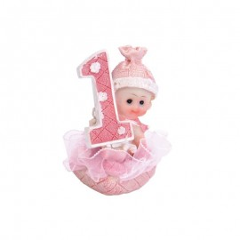 Figurine Fille Premier Age 7 cm