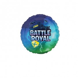 Ballon d'Aluminium Battle Royal