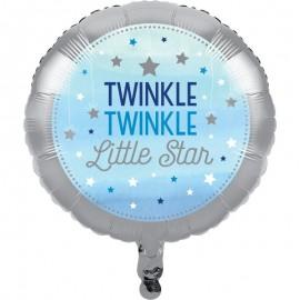 Ballon Helium 1ans Little Stars
