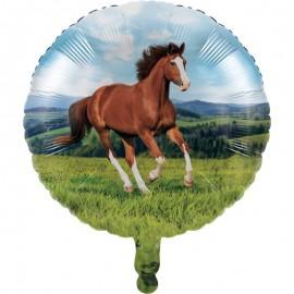 Ballon Helium Cheval et Poney