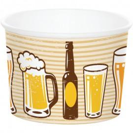 6 Bols Fête de la Bière