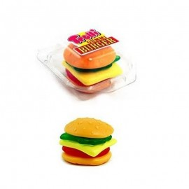 Bonbons Mini Hamburger Trolli 24 unités