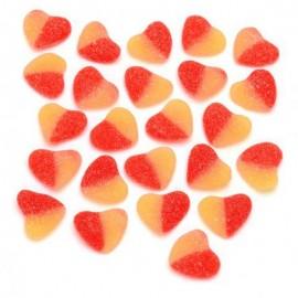 Bonbons Coeur Pêche Boolies 1 kg