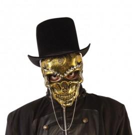 Masque Squelette Métal