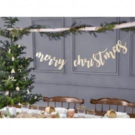 Guirlande Merry Christmas 87 x 17 cm