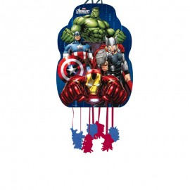 Pinata Type The Avengers
