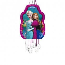 Pinata de la Reine des Neiges
