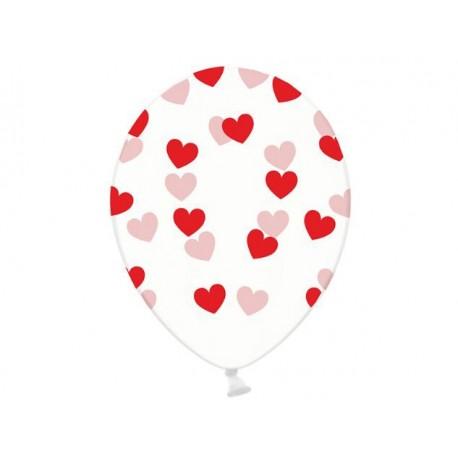 Ballons avec des Coeurs