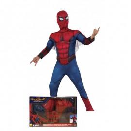 Déguisement de Spiderman avec Masque Enfant