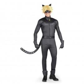 Déguisement de Cat Noir Intégral pour Homme