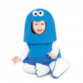 Déguisement de Cookie Monster Grosse Tête pour Bébé