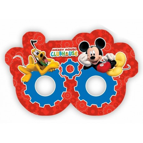 6 Masques Amusants Mickey