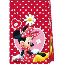 6 Sacs Disney Minnie Mouse