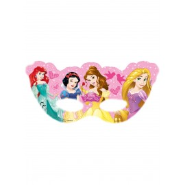 6 Masques Princesses Disney