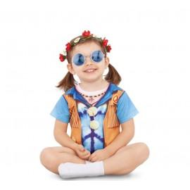 Déguisement de Baby Hippie Body Enfant