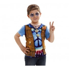 Déguisement de Hippie Boy Enfant