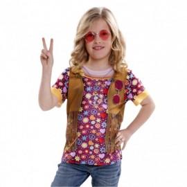 Déguisement de Hippie Girl pour Enfant