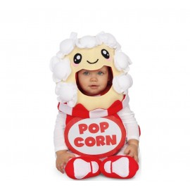 """Déguisement de Bol """"Pop Corn"""" pour Bébé"""