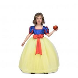 Déguisement de Princesse Tutu Jaune pour Enfant