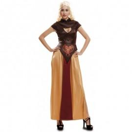 Deguisement Khaleesi Game Of Thrones pour Femme
