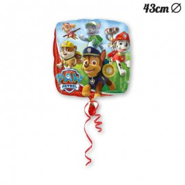 Ballon Mylar Pat Patrouille 43 cm