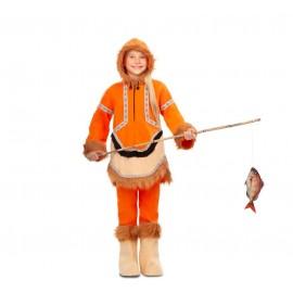 Deguisement de Fille Esquimo pour Enfant
