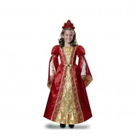 Déguisement de Reine Rouge Enfant