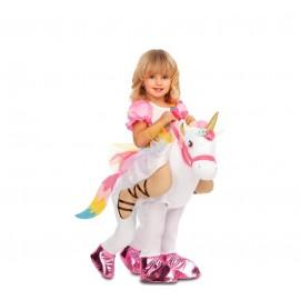 Déguisement de Princesse sur Licorne pour Enfant