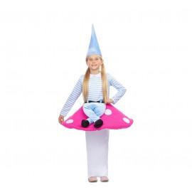 Déguisement de Gnome Ride pour Enfant