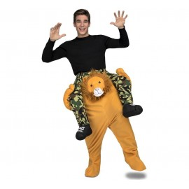 Déguisement de Lion Ride pour Adulte