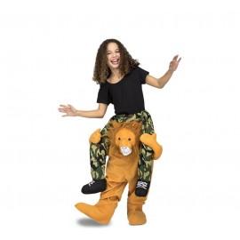 Déguisement de Lion Ride pour Enfant