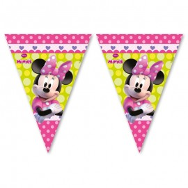 Fanions Minnie Rose 2,3 m