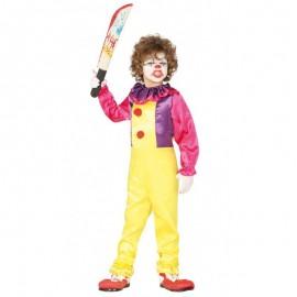 Déguisement de Clown Serial Killer pour Enfant
