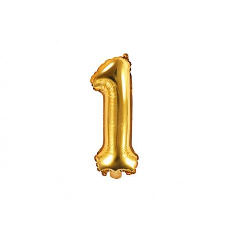 Ballon 1 Mylar 35 cm