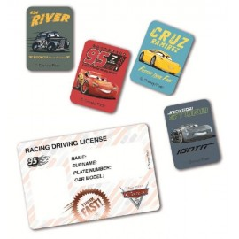 4 Permis de Conduire Cars 3