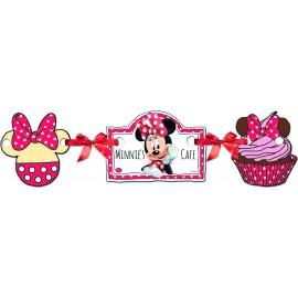 Guirlande Disney Café Minnie Mouse