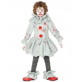 Déguisement de Clown Fou pour Enfant