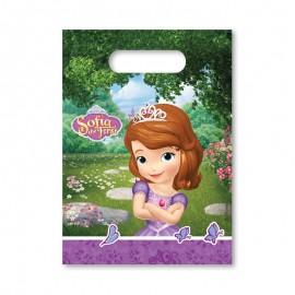 6 sacs Sofia la Princesse