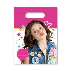 6 Sachets de Bonbons Soy Luna