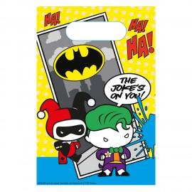 8 Sachets Batman et Joker