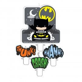 Bougies Batman et Joker
