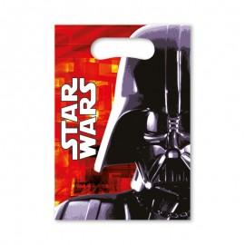 6 Sachets à Bonbons Star Wars