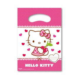 Sachets à Bonbons Hello Kitty