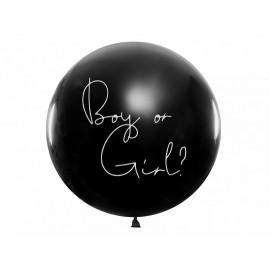 Ballon Gender Reveal Boy or Girl 1 m
