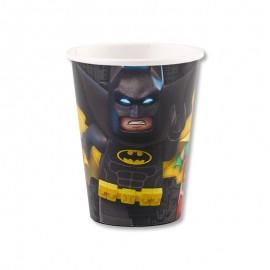 8 Gobelets Lego Batman 266 mL