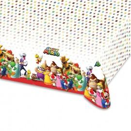 Nappe en Plastique Super Mario 120 x 180 cm