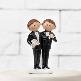 Figurines de mariés
