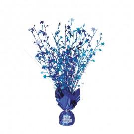 Centre de Table Personnalisable Bleu